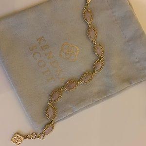 Rose quartz Jana bracelet